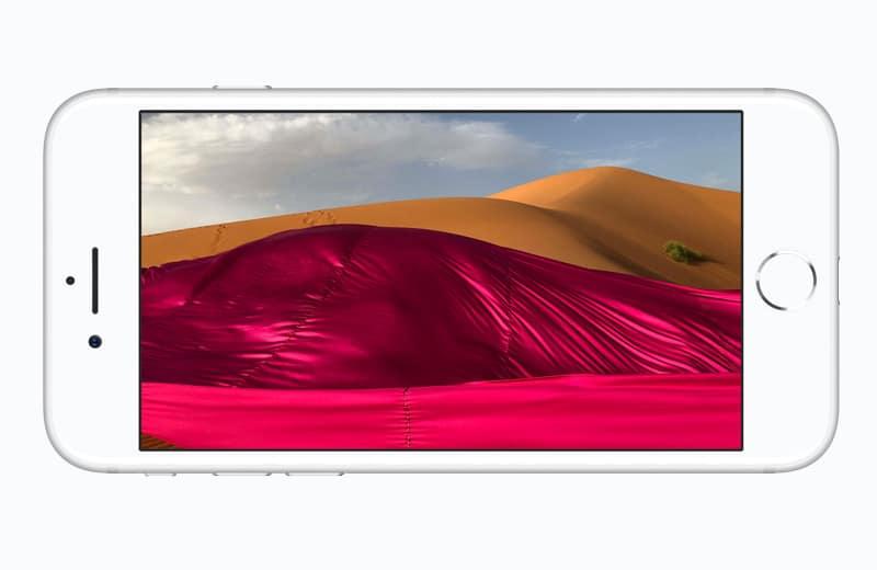8 Plus sở hữu màn hình 5.5 inch với độ phân giải Full HD