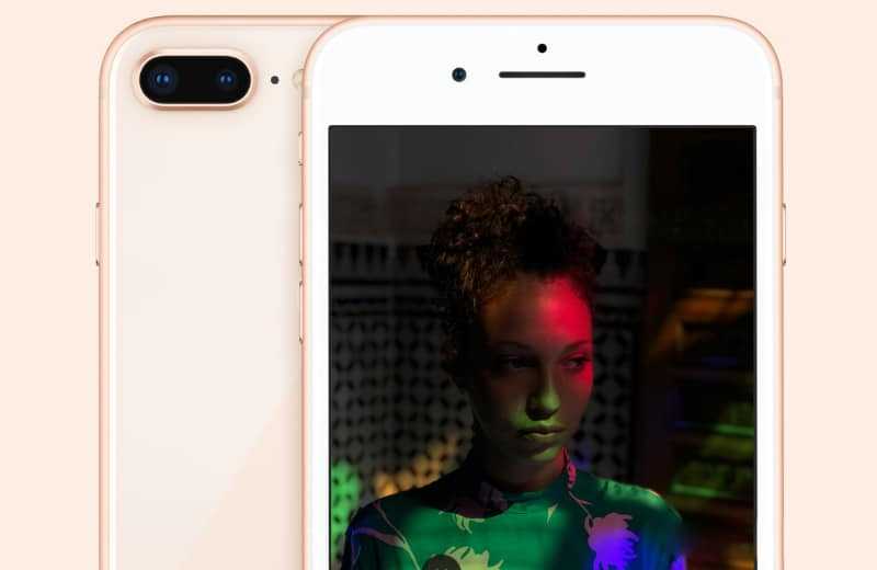 iPhone 8 Plus 64GB - 256GB