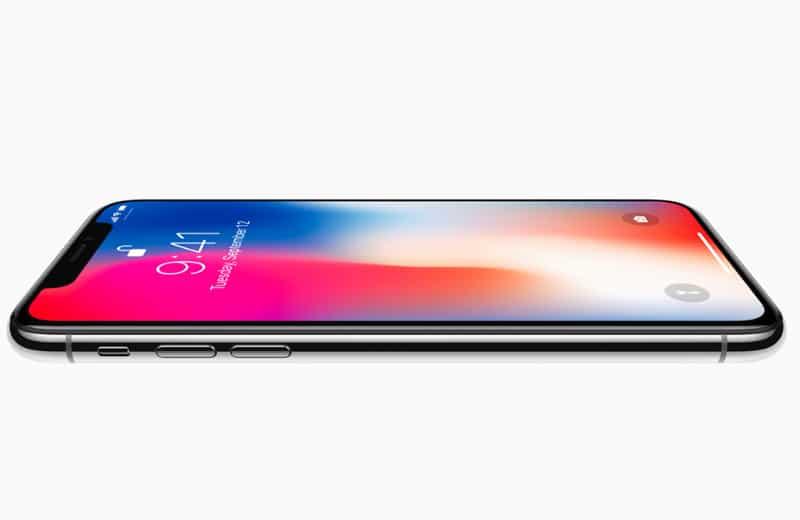 Apple đã mang tới thiết kế tràn màn hình cho chiếc iPhone X