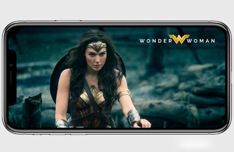 iPhone X được bao phủ màn hình 5.8 inch Super Retina