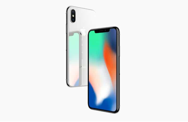 Thiết kế iPhone X với khung viền thép không gỉ