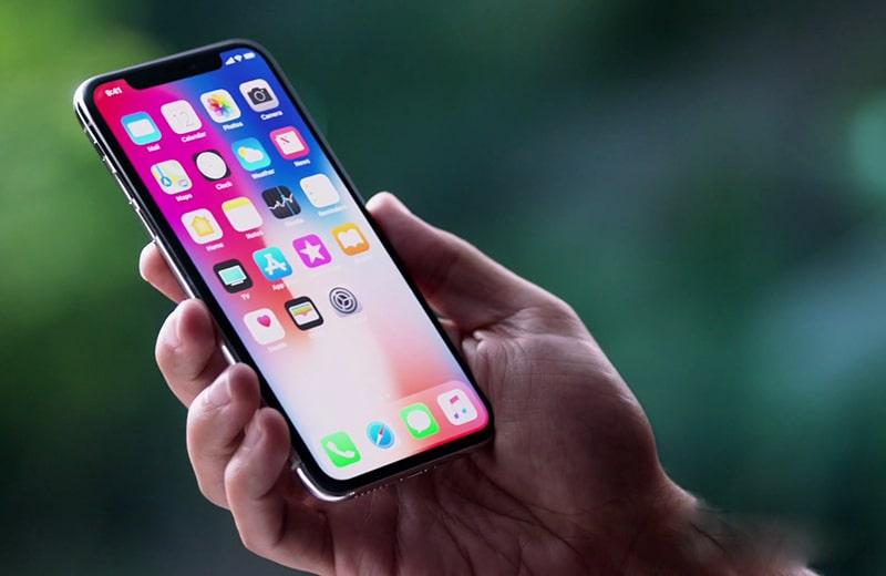 iPhone X điện thoại thông minh thế hệ mới