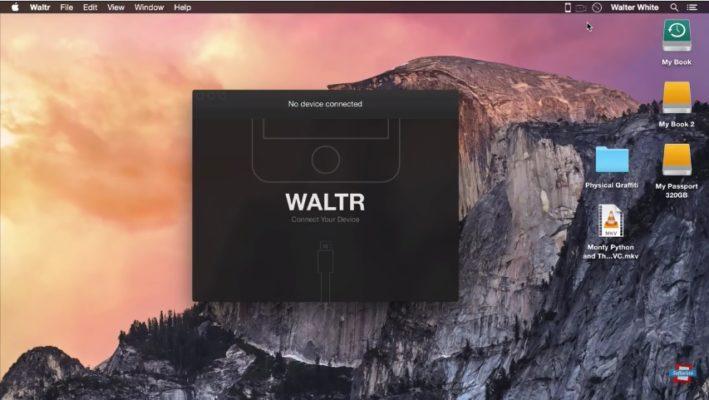 Ứng dụng WALTR
