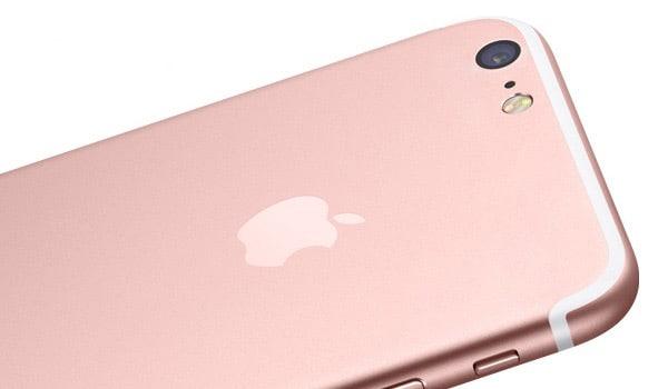 iPhone 7 màu Rose Gold
