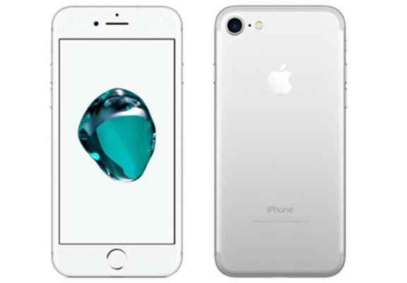 iphone 7 màu bạc