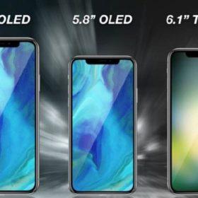 3 chiếc iphone sẽ ra mắt vào đêm mai