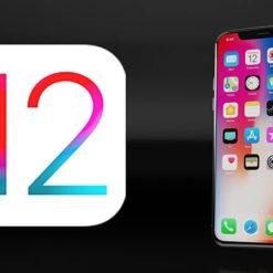 Apple phát hành hệ điều hành ios 12
