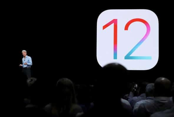 Apple sẽ phát hành ios 12 vào đêm nay