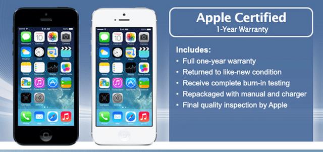 Chính sách bảo hành của Apple