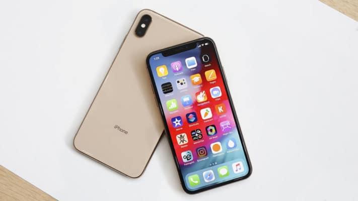 Chi phí sửa chữa iPhone Xs max