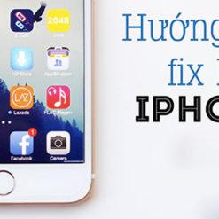 Hướng dẫn fix các lỗi khi restore lại máy iPhone