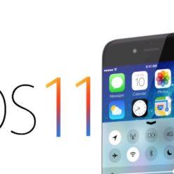 Hướng dẫn quay màn hình iPhone trên hệ điều hành ios 11