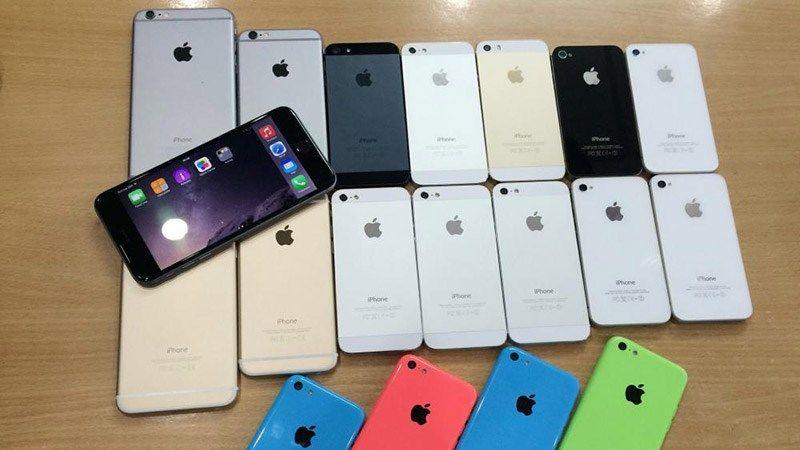 Những lưu ý khi mua máy iPhone cũ