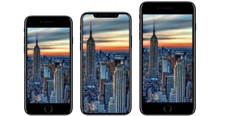 So sánh camera iphone X với iPhone 8 8plus