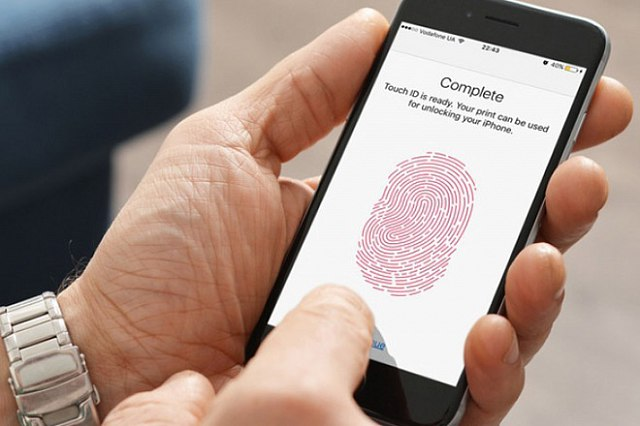 Touch id thế hệ 2