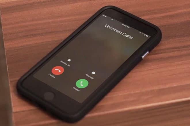 Tránh các cuộc gọi phiền toái vào ban đêm