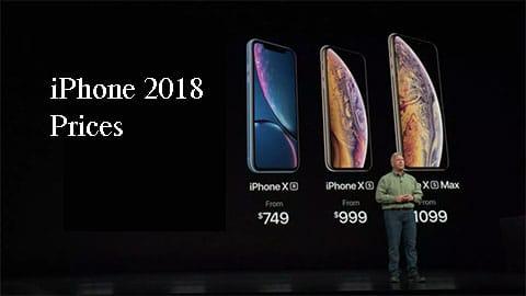 Bộ 3 iphone vừa ra mắt