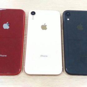 Số màu dự đoán có thế Apple dùng cho iPhone 9