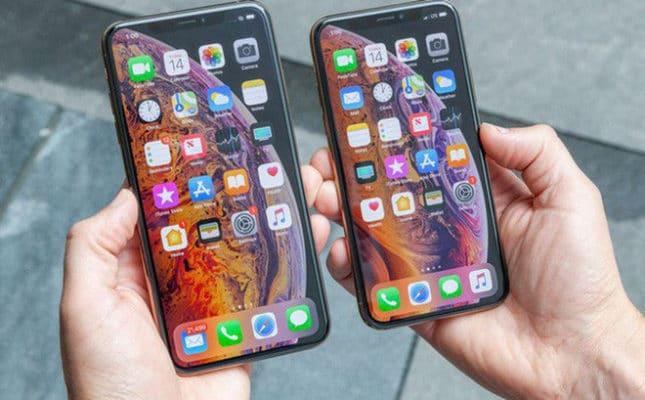 Thời lượng Pin iPhone Xs, Xs Max