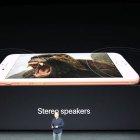 Đánh giá bộ loa stereo của iPhone 8 và 8 Plus