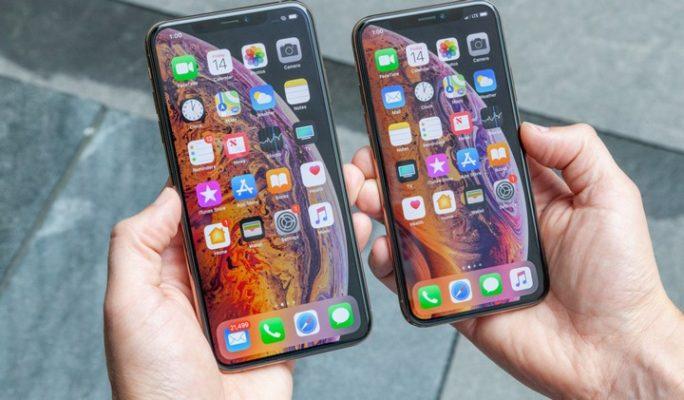 Các vấn đề gặp trên 2 chiếc iPhone XS và XS Max