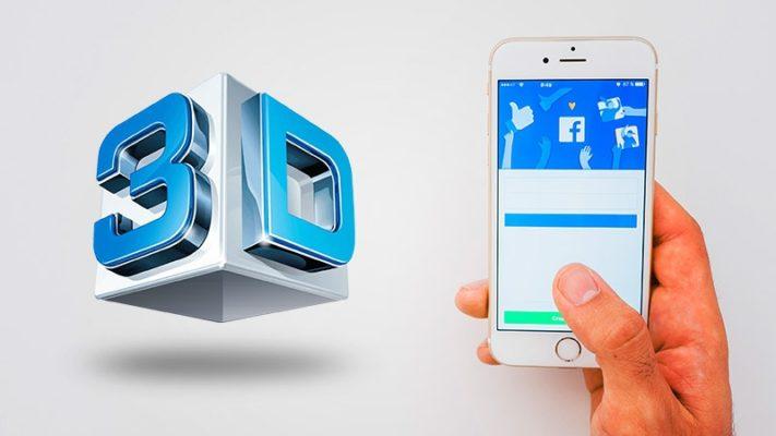 Cách đăng ảnh 3D lên Facebook