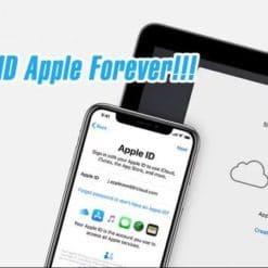 Cách xóa ID Apple vĩnh viễn trên iPhone