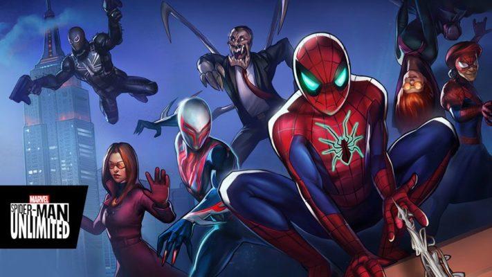 Marvel Spider-Man Unlimiterd