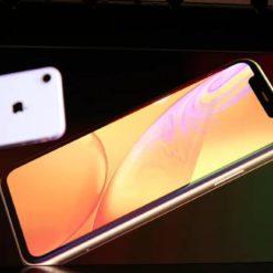 Về mặt thiết kế iPhone Xr