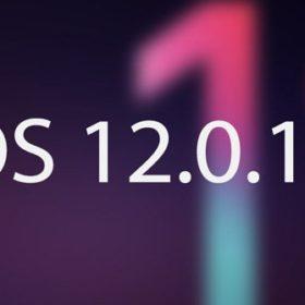Hạ cấp ios từ 12.0.1 xuống 12