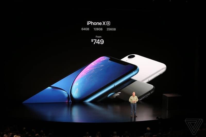 iPhone XR sẽ chính thức mở bán tại Việt Nam