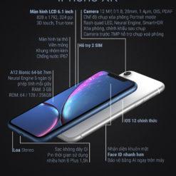 Tính năng còn có ở trên iPhone XR