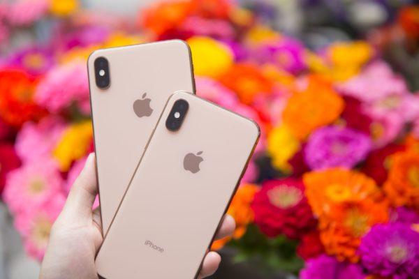 Thiết kế iPhone XS và XS Max