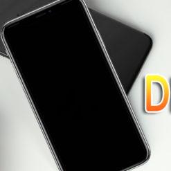 Đưa iPhone X về chế độ DFU