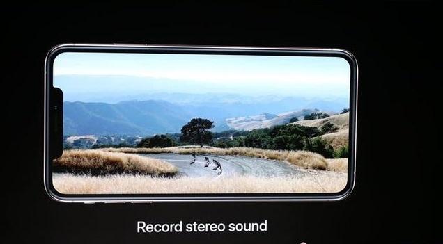 Camera iPhone Xs Max hệ thống camera mới ngay từ cảm biến