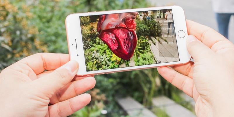 Chất lượng Camera iPhone 8 Plus