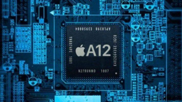 Chip A12 có trên iPhone Xs Max 512 GB