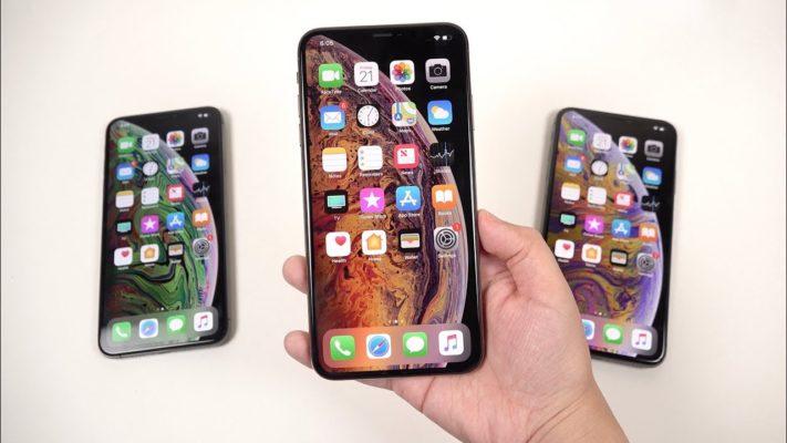 iPhone XS Max cải tiến từ trong ra ngoài