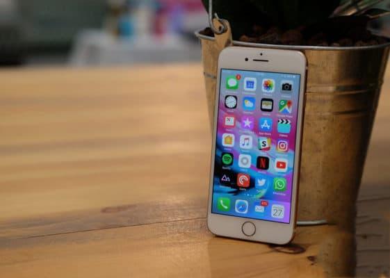 Bộ xử lý của iPhone Xr được nâng cấp mạnh hơn iPhone 8