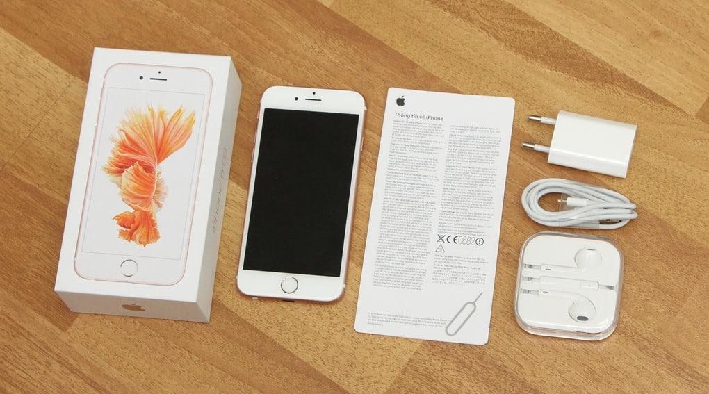 iPhone 6s trả bảo hành