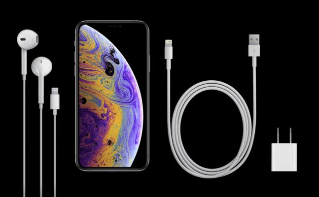kết nối và sạc iPhone XS Max
