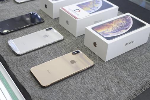 Màu sắc mới trên iPhone XS