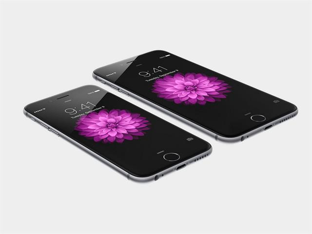 so sánh iphone 6 plus vs iphone 6 thường