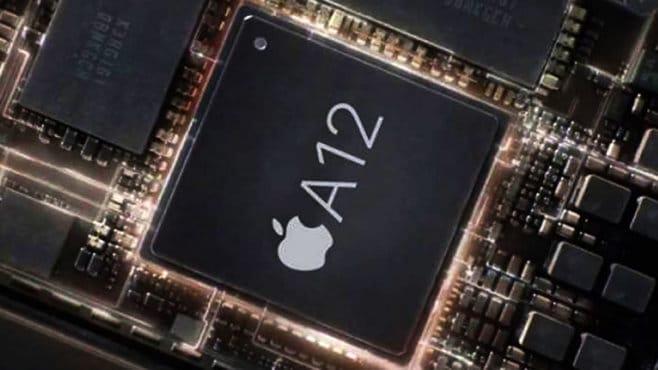 Con chip A12 mang đến hiệu năng mạnh mẽ