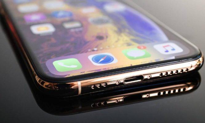 Hệ thống âm thanh cải tiến trên iPhone Xs xách tay