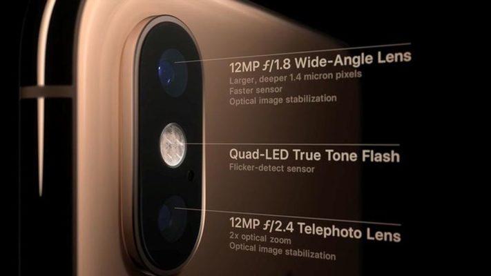 Nâng cấp camera mới trên iPhone Xs