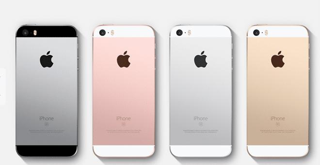 iPhone 5 SE nhỏ nhưng có võ