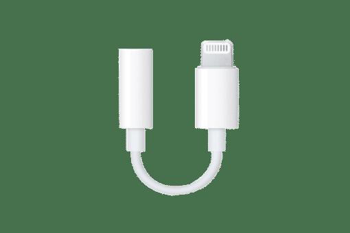 Apple Cáp chuyển đổi Lightning to 3.5mm – Chính hãng