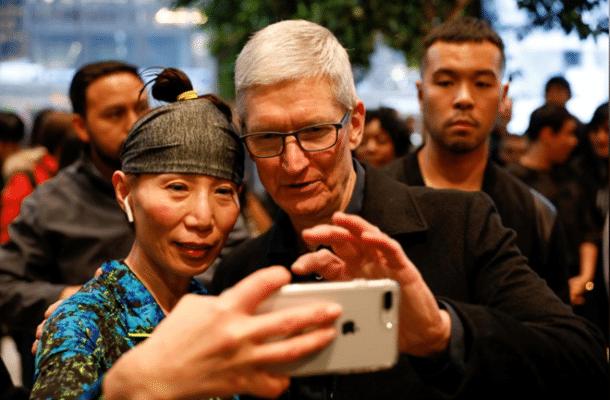 Apple luôn hướng tới sản phẩm thân thiện với người dùng