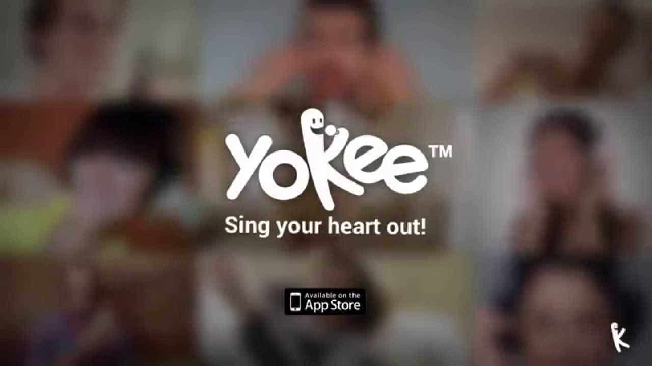 Ứng dụng hát karaoke Yokee